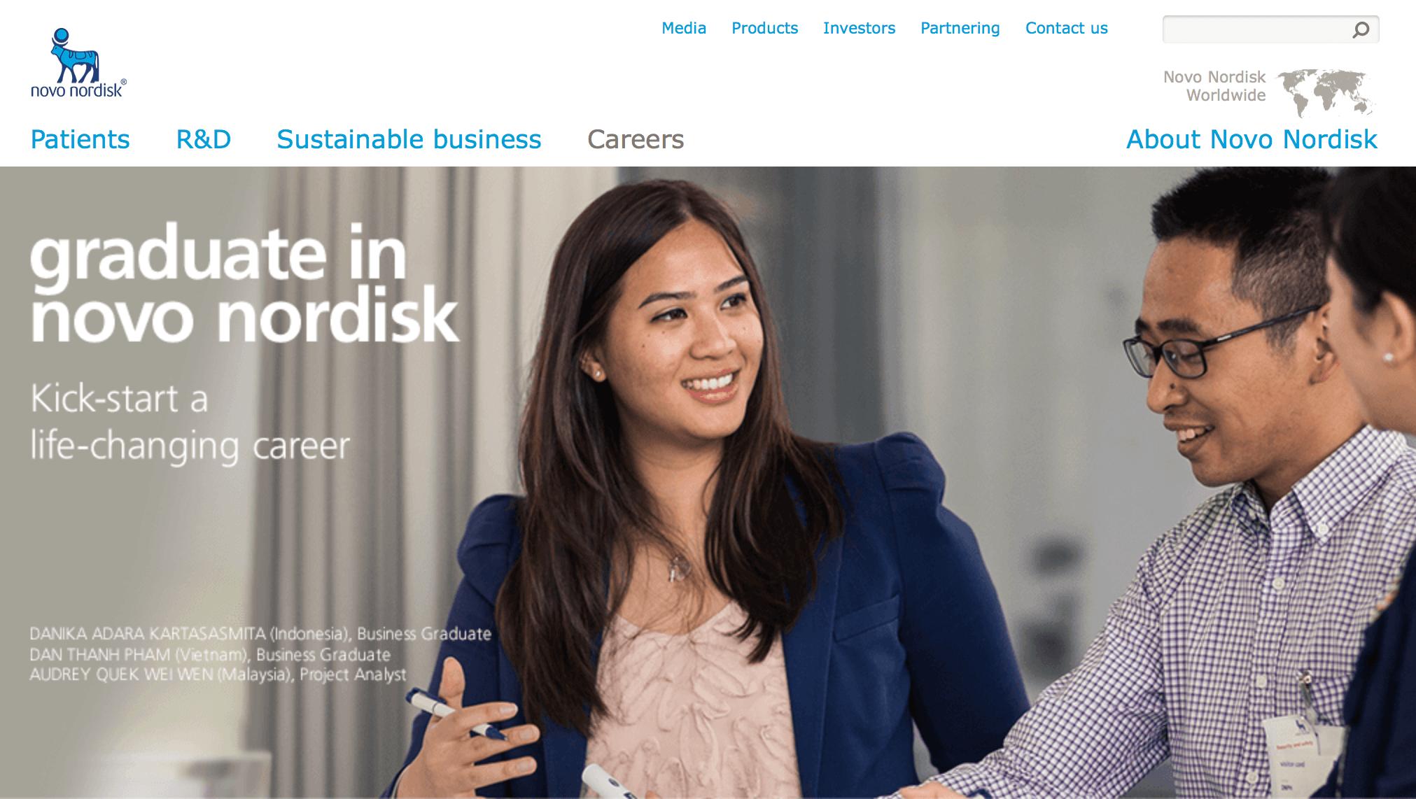 Novo Nordisk Graduate Blog