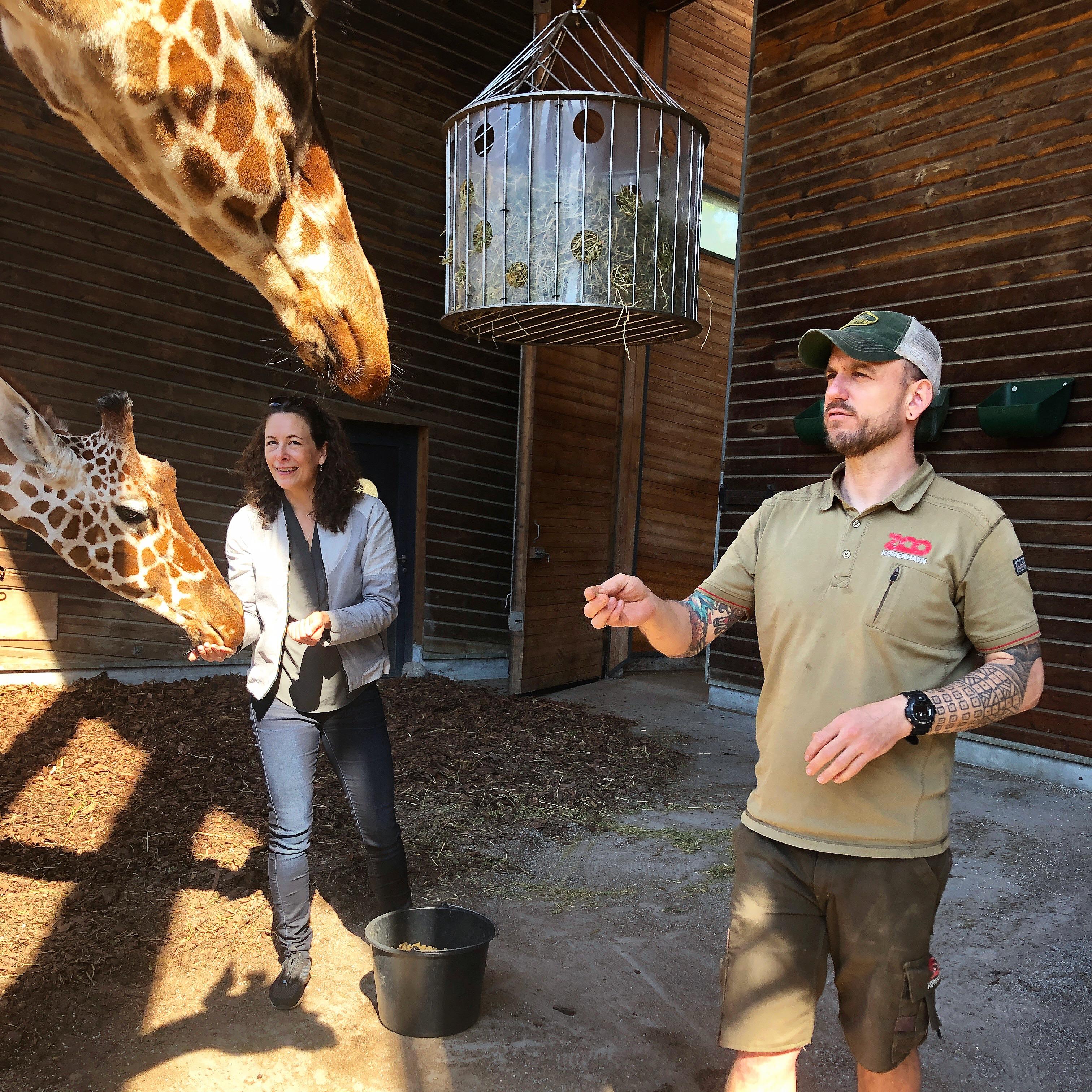 Brian aka Zookeeperguy på Instagram
